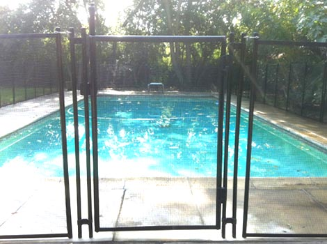 Pool Fence Products Baby Guard Swimming Pool Fence Products