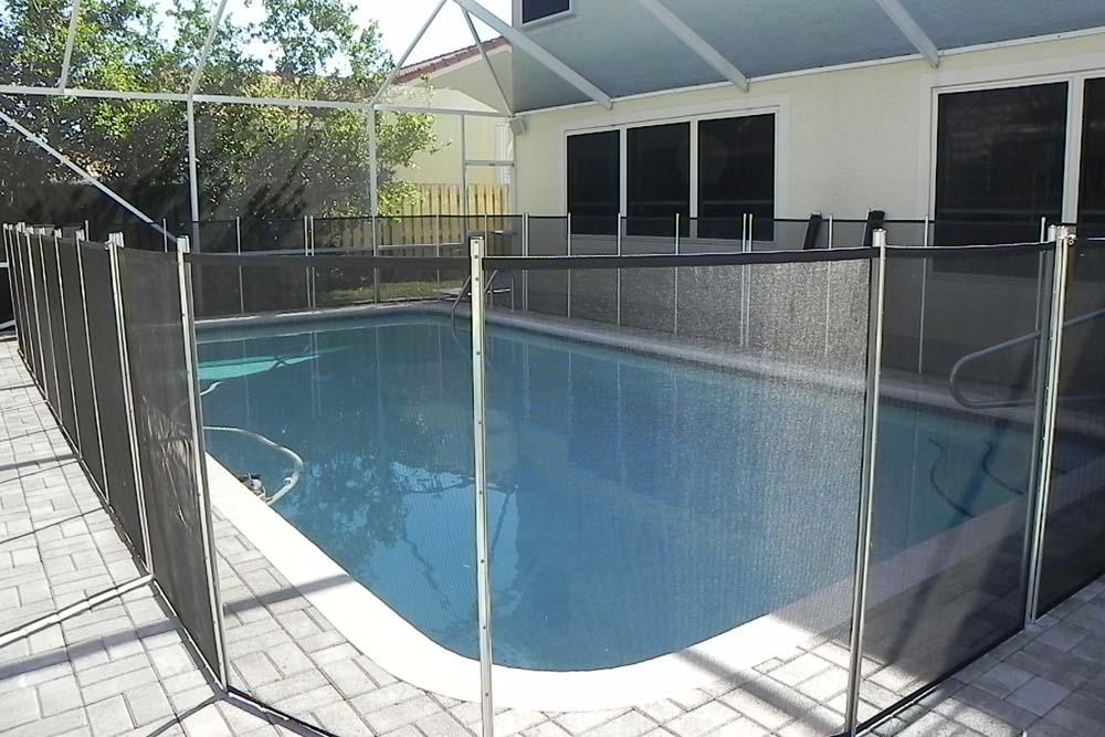 Baby Guard Pool Fence Of Fresno California Pool Fences